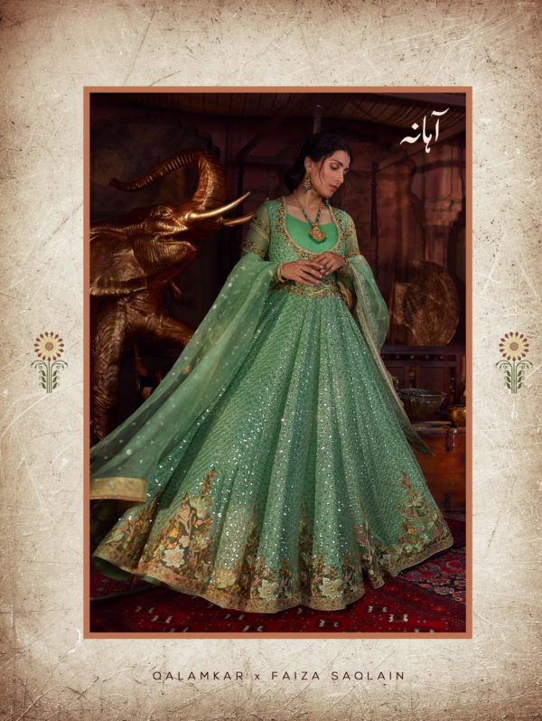 Raiza- Wedding Collection by Qalamkar – Aahana QF-02