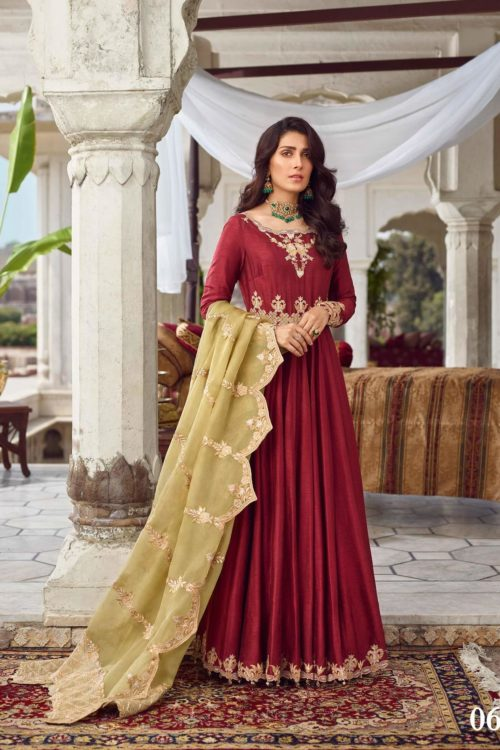 Raiza- Wedding Collection by Qalamkar – Anan QF-06 Raiza- Wedding Collection by Qalamkar - Original Ready to Ship - Original Pakistani Suits