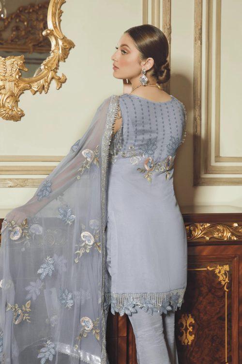 Luxury Chiffon by Emaan Adeel Vol 8 EA-808 Emaan Adeel Vol 8 - Original pakistani suits in delhi