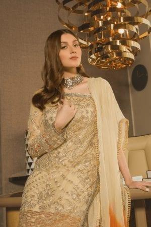 Luxury Chiffon by Emaan Adeel Vol 8 EA-801 *Best Sellers Restocked* Chiffon Kameez Suits