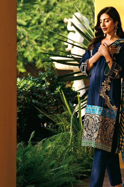 Charizma Chenille Vol 2 CH-11 Charizma Chenille Vol 2 - Original pakistani suits in delhi