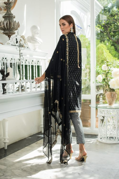 Jaipur Jacquard Embroidered by ZS Textiles JJ-1 Jaipur Jacquard Embroidered by ZS Textiles - Original Best Sellers