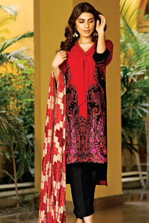 Charizma Chenille Vol 2 CH-19 Charizma Chenille Vol 2 - Original pakistani suits in delhi