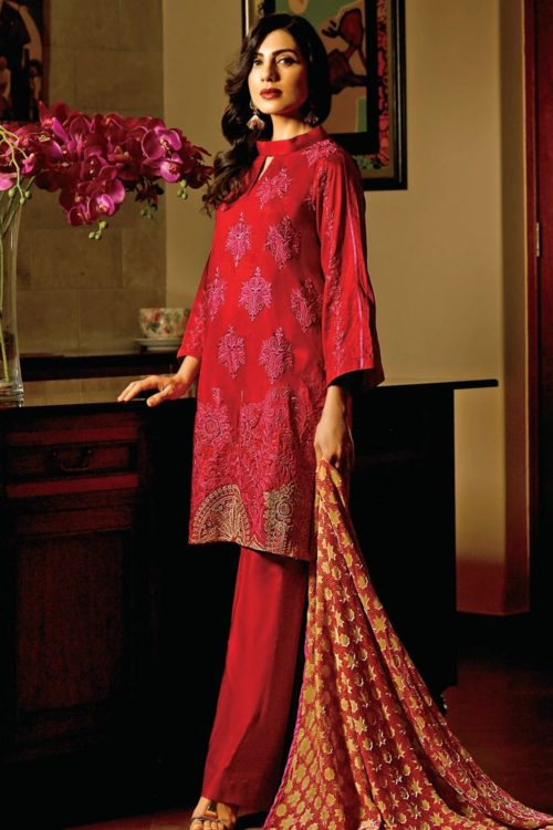 Charizma Chenille Vol 2 CH-17 Charizma Chenille Vol 2 - Original pakistani suits in delhi