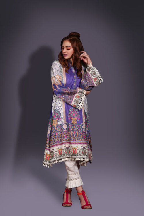 Ready to Ship Sanoor Winter Kurti Collection D-895 pakistani suits in delhi