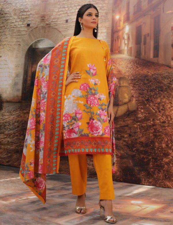 Cotton Salwar Kameez by Rangreza – RELISTED / RESTOCKED