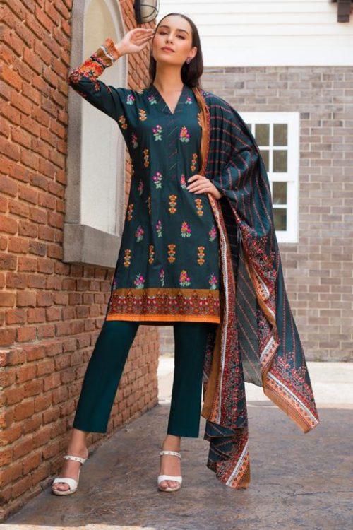 *Hot on Sale* Sahil Cambric Salwar Suit 2B HOT Ready to Ship - Original Pakistani Suits