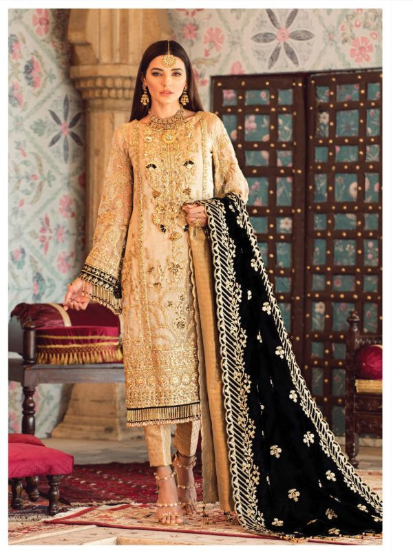 Zohra Wedding by Gulaal – GWF – 05 – RELISTED / RESTOCKED