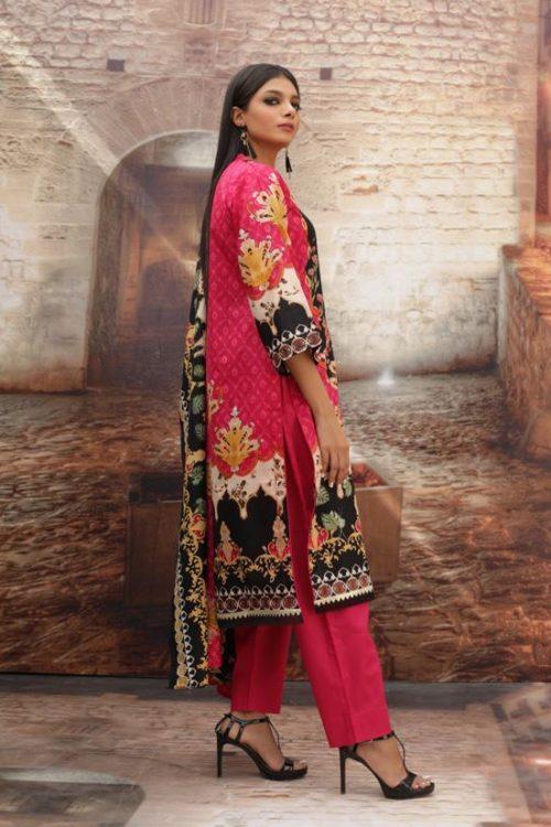 Cotton Salwar Kameez by Rangreza Rangreza Cotton - Original pakistani suits in delhi