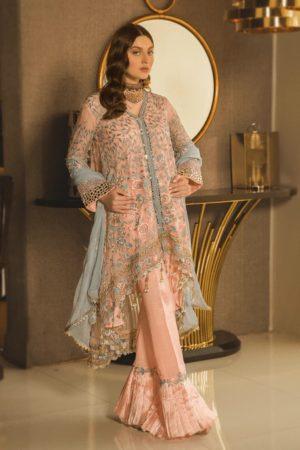 Luxury Chiffon by Emaan Adeel Vol 8 EA-803 *Best Sellers Restocked* Chiffon Kameez Suits
