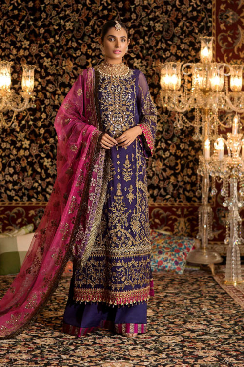Noor by Saadia Asad Embroidered Wedding Festive 2019 - Original Noor by Saadia Asad Embroidered Wedding Festive 2019 – D5 Party & Festive Collection