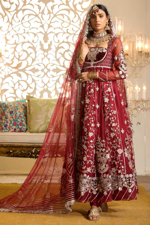 Noor by Saadia Asad Embroidered Wedding Festive 2019 - Original Noor by Saadia Asad Embroidered Wedding Festive 2019 – D7 Party & Festive Collection