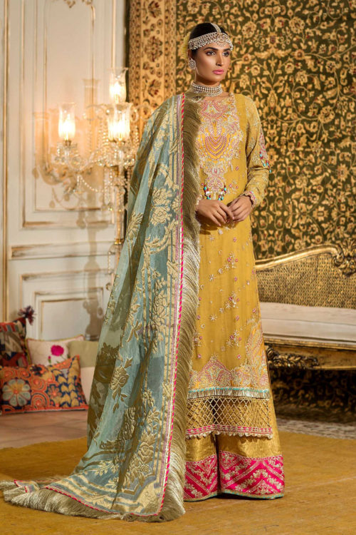 Noor by Saadia Asad Embroidered Wedding Festive 2019 - Original Noor by Saadia Asad Embroidered Wedding Festive 2019 – D8 Party & Festive Collection