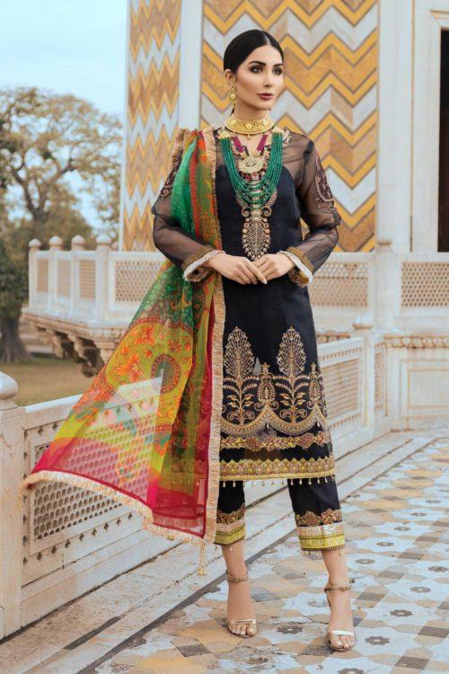 Rangreza Banrasi by ZS Textiles – RBP-7 Rangreza Banrasi by ZS Textiles - Original [tag]