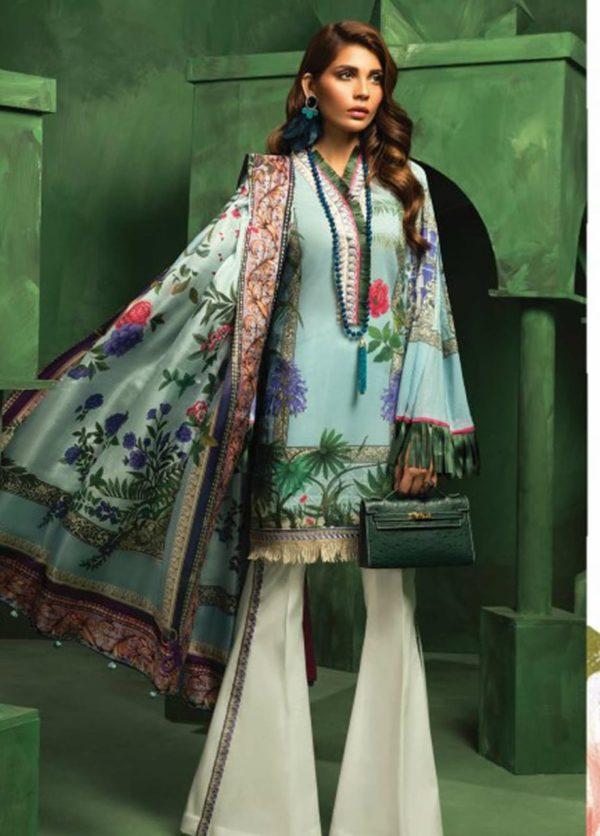 Zaha by Khadijah Shah Luxury Lawn