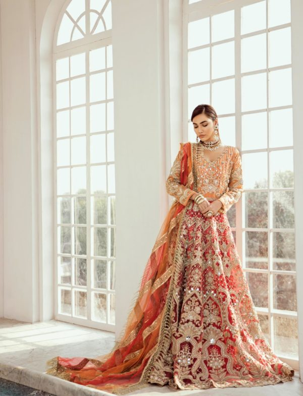 Maryum n Maria Brides – The Bridal Collection – D02