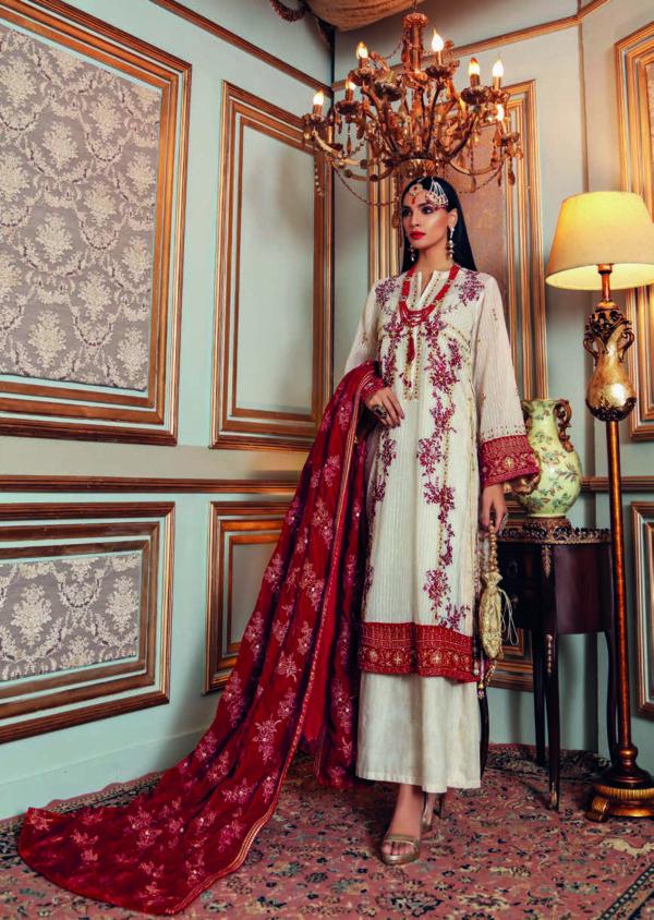 Gul Ahmed Everything Wedding 2020 PRW 02