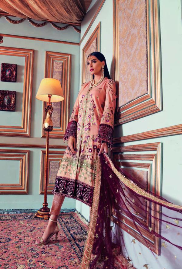Gul Ahmed Everything Wedding 2020 PRW 03
