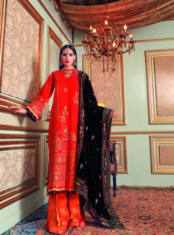 Gul Ahmed Everything Wedding 2020 PRW 06