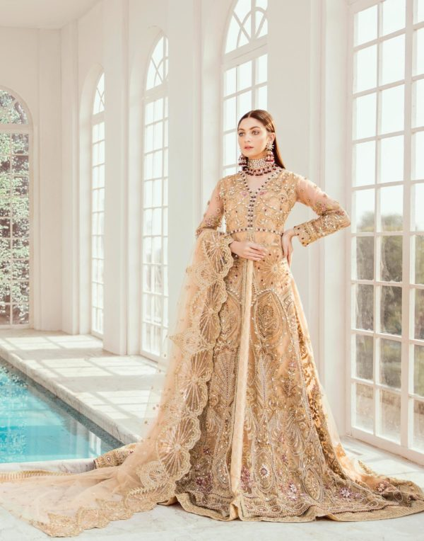Maryum n Maria Brides – The Bridal Collection – D01