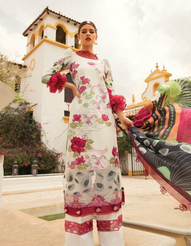 Rang Rasiya Lawn Reloaded – Design – 101 - On Sale