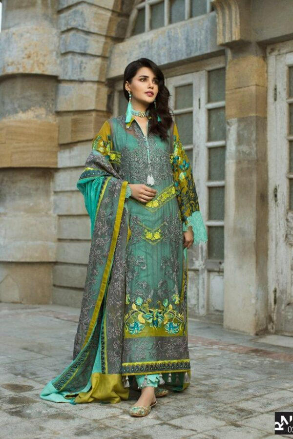 Wajid Khan Rub Nawaz 2020 Pakistani Suits in India