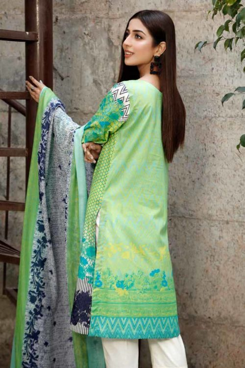 Yellow Series Vol 2 by Charizma Embroidered Lawn Y-05B Best Sellers Restocked Yellow Series Vol 2 by Charizma Embroidered