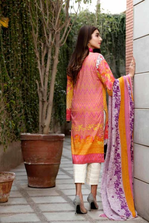 Yellow Series Vol 2 by Charizma Embroidered Lawn Y-05C Best Sellers Restocked Yellow Series Vol 2 by Charizma Embroidered