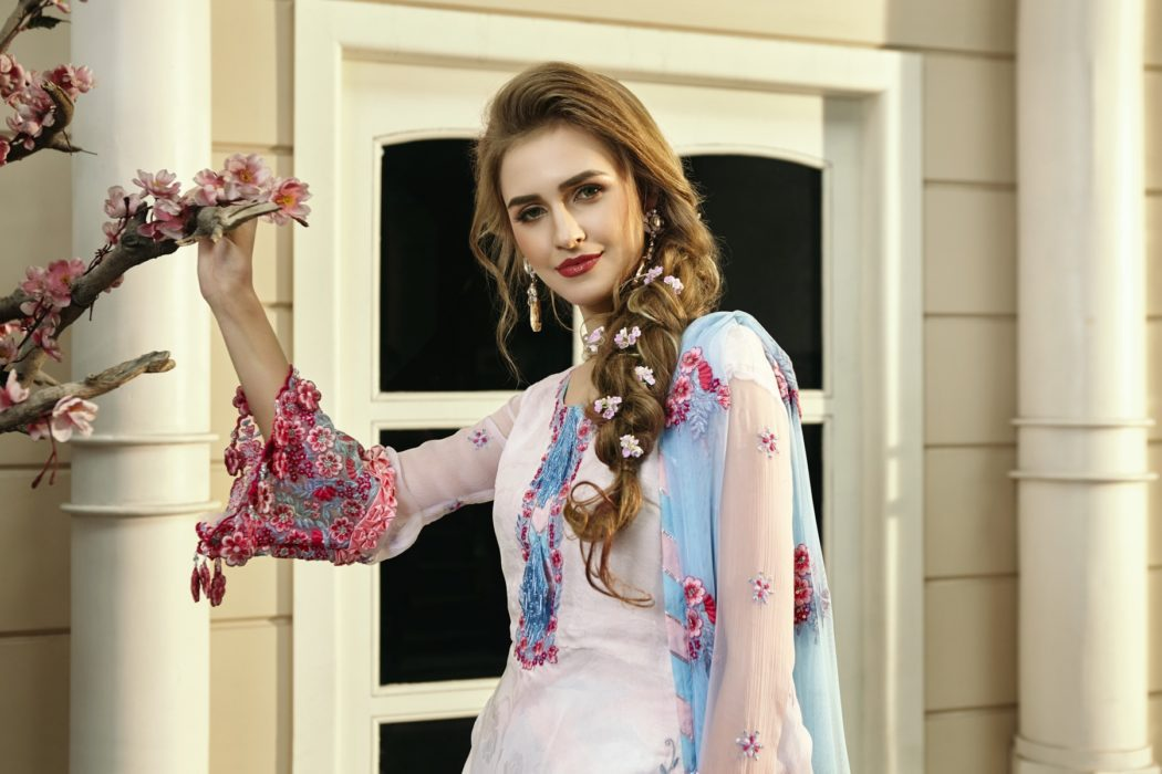 Zara Hayaat Luxury 2020  – ROSE BERRY SS'20-01