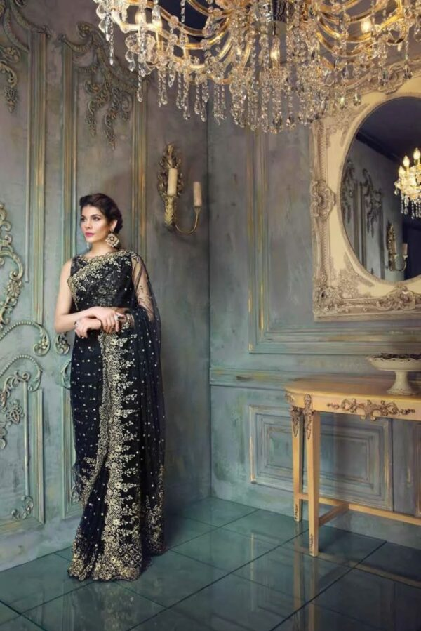 Aayra Festive Chiffon Collection – Saree