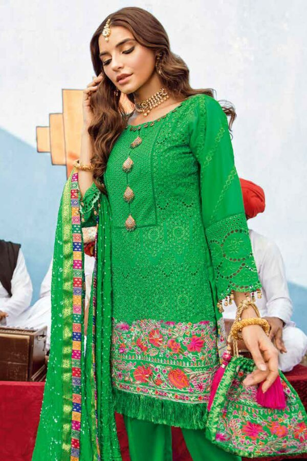 Alzohaib Bandhni Jaipuri Collection – Design 04