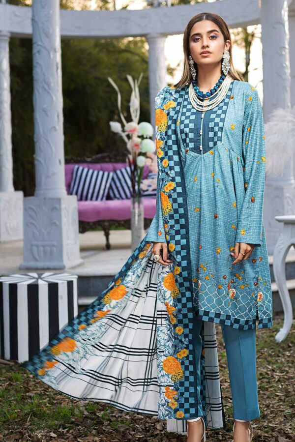 Gul Ahmed Special Lawn Edition Vol 6 – CL767A