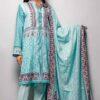 Sheesh Mahal Lawn Cross Stitch  – Design 21 *Hot & Restocked