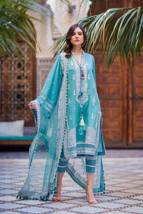 Sobia Nazir Luxury Lawn 2020 –  11B RESTOCKED