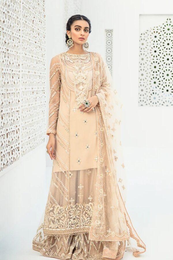 Qalamkar Luxury Formals  – W-06 ~ Sold out