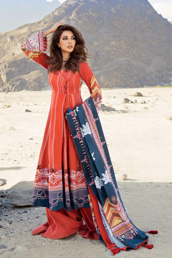 Saira Rizwan Winter Collection 2020 – Lotus – SR-7 Miscellaneous