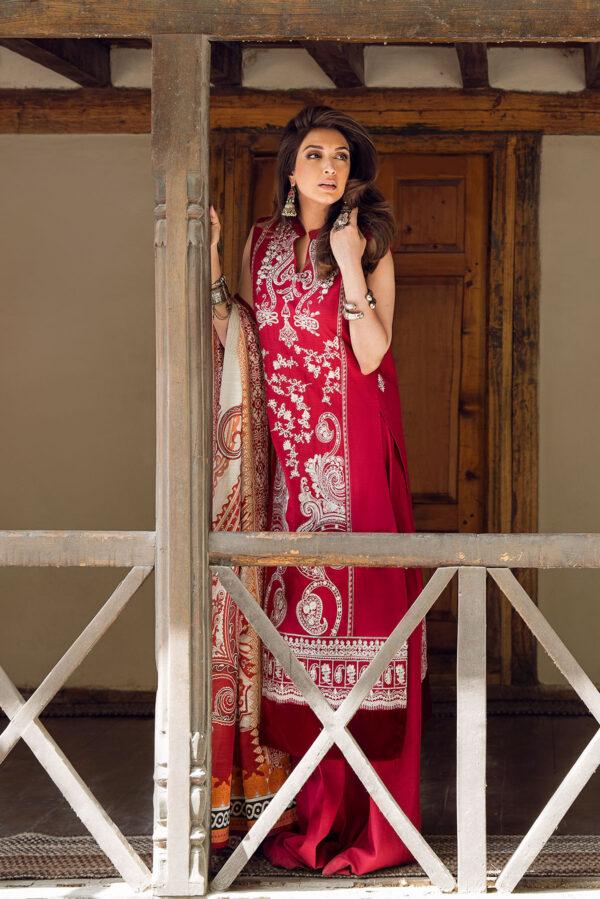Saira Rizwan Winter Collection 2020 – Aelin – SR-8