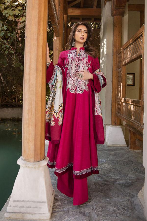 Saira Rizwan Winter Collection 2020 – Ilara – SR-6