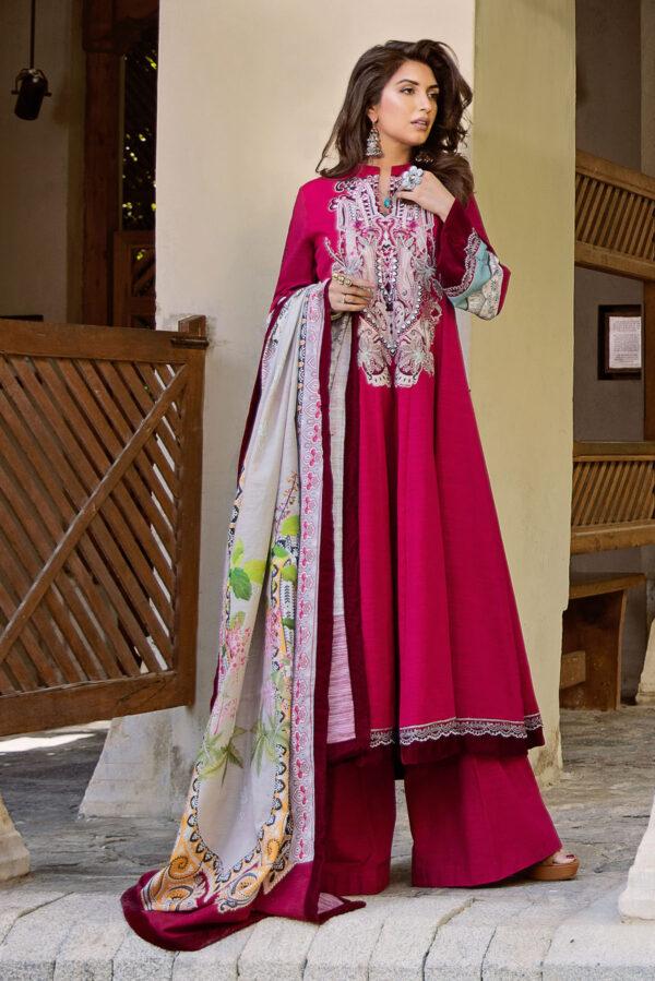 Saira Rizwan Winter Collection 2020 – Ilara  –  SR-6 *1 UP