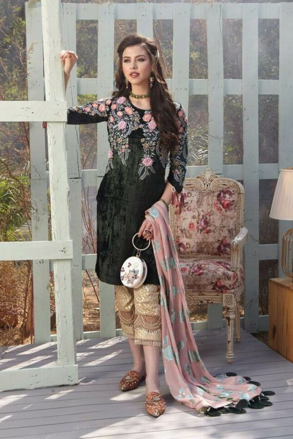 Zara Hayaat Festive Collection  – TARTAN 20 W3 RESTOCKED