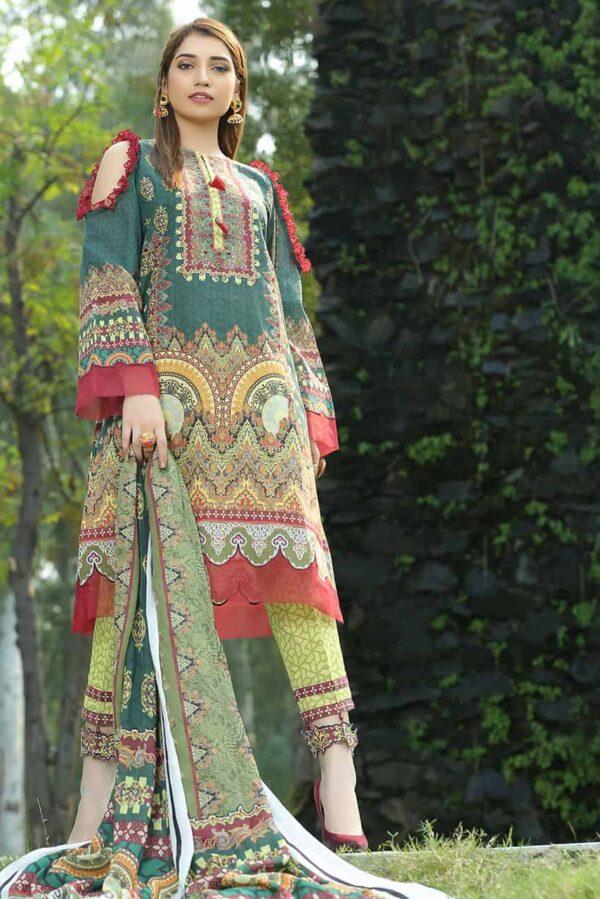 Artimmix Exclusive Linen Printed  – 10A Low Range Pakistani Suits