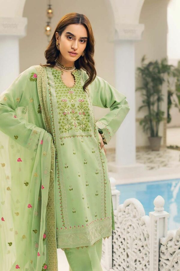 Gul Ahmed Summer Premium Collection  –  3 PC LSV-13 Gul Ahmed