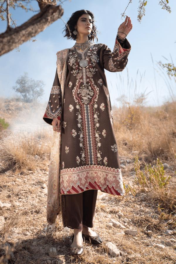 Qalamkar Luxury Shawl Collection  –  KS-04 Miscellaneous