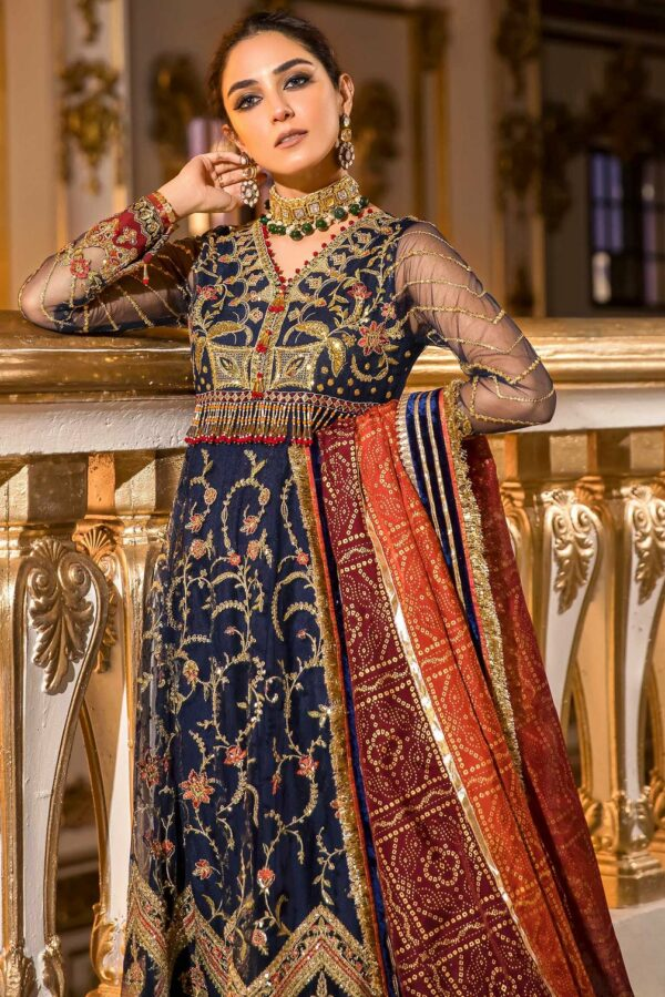 Noor by Saadia Asad Festive 2020 – D2- Relia Pakistani Suits in India