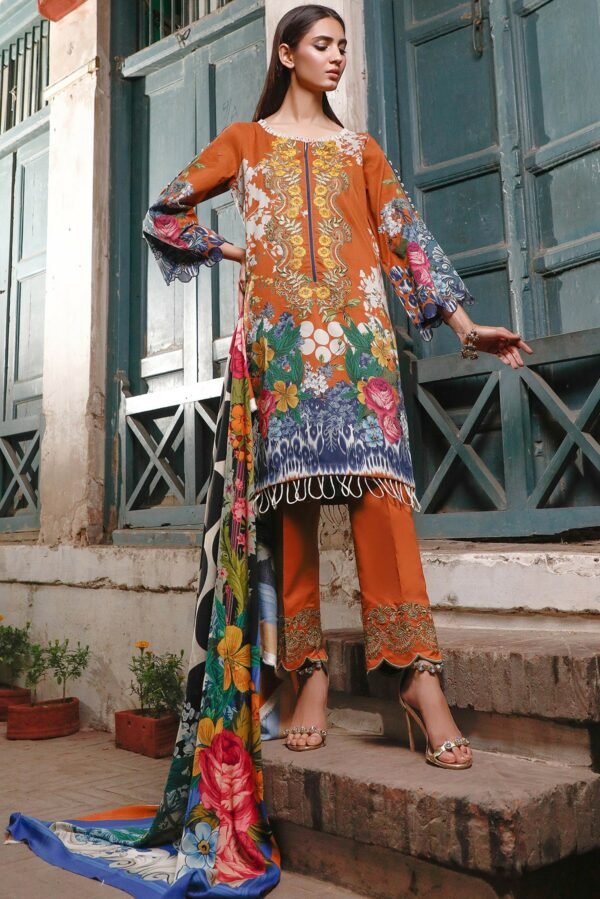 Salwa Cotton Satin by Jade (Formerly Firdous) - Original