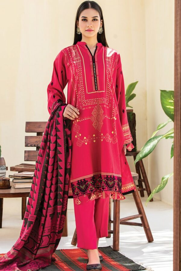 Alaina Winter by Orient –   OTL-20-213/A (RED) - On Sale