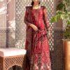 Afrozeh Nauratan Embroidered Chiffon – D-05 *Hot & Restocked