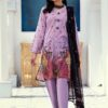 Cross Stitch Daily Unstitched Lawn 21 – BLUE ORCHESTRA - Sale - Pakistani Suits on Sale