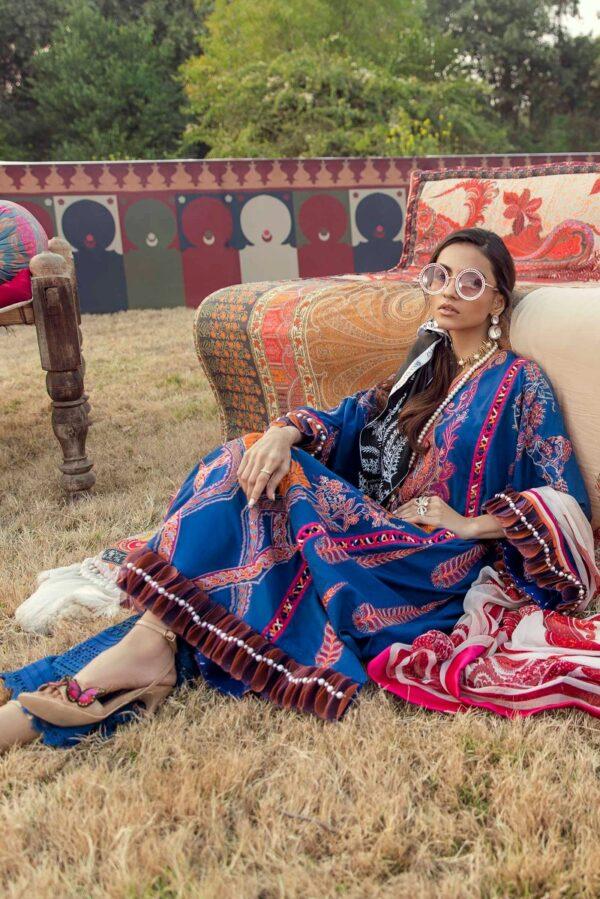 Sana Safinaz Muzlin 2021 – 19A - On Sale