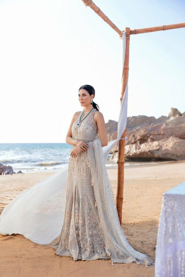 Amira'a Formal Festive – MARTHA SMOKY-GREY - Sold out